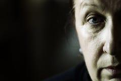 μητέρα το πορτρέτο μου Στοκ εικόνες με δικαίωμα ελεύθερης χρήσης