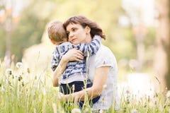 μητέρα s αγάπης Στοκ Φωτογραφίες