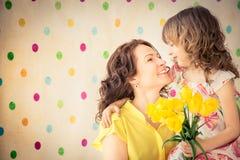 μητέρα s ημέρας έννοιας στοκ φωτογραφίες