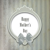 μητέρα s ημέρας καρτών Στοκ Φωτογραφίες