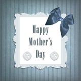 μητέρα s ημέρας καρτών Στοκ εικόνες με δικαίωμα ελεύθερης χρήσης
