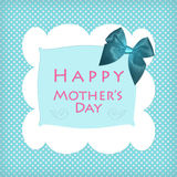 μητέρα s ημέρας καρτών Στοκ εικόνα με δικαίωμα ελεύθερης χρήσης
