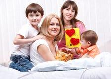 μητέρα s ημέρας στοκ φωτογραφίες με δικαίωμα ελεύθερης χρήσης