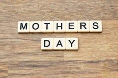 μητέρα s ημέρας Στοκ Εικόνα