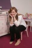 μητέρα s παιδιών κρεβατοκάμ&alp στοκ εικόνες με δικαίωμα ελεύθερης χρήσης
