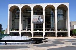 μητροπολιτική όπερα nyc σπιτ&i Στοκ Εικόνες