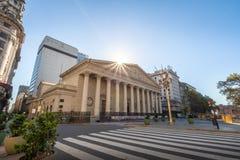 Μητροπολιτικός καθεδρικός ναός του Μπουένος Άιρες - Μπουένος Άιρες, Αργεντινή Στοκ Εικόνες