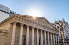 Μητροπολιτικός καθεδρικός ναός του Μπουένος Άιρες - Μπουένος Άιρες, Αργεντινή Στοκ Φωτογραφίες