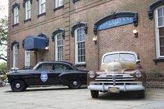 Μητροπολιτική Αστυνομία Chatham σαβανών Στοκ φωτογραφίες με δικαίωμα ελεύθερης χρήσης