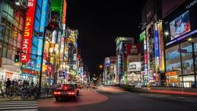 Μητροπολιτικό Shinjuku Τόκιο, Ιαπωνία Στοκ φωτογραφία με δικαίωμα ελεύθερης χρήσης