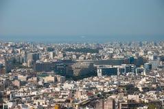 μητρόπολη Αθήνα Ελλάδα κτηρίων στοκ εικόνες με δικαίωμα ελεύθερης χρήσης
