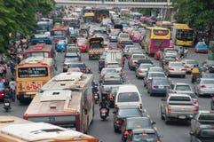 Μητρόπολη, Μπανγκόκ στοκ εικόνα με δικαίωμα ελεύθερης χρήσης