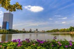 Μητρόπολη της Μπανγκόκ, το κεφάλαιο στοκ φωτογραφία