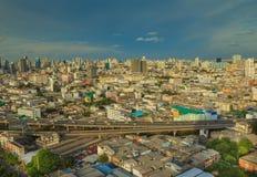 Μητρόπολη της Μπανγκόκ στοκ φωτογραφίες με δικαίωμα ελεύθερης χρήσης