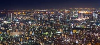 Μητρόπολη του Τόκιο, νύχτα στοκ εικόνες με δικαίωμα ελεύθερης χρήσης