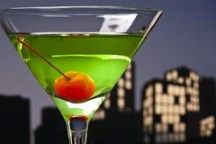 Μητρόπολη Apple Martini Στοκ φωτογραφίες με δικαίωμα ελεύθερης χρήσης