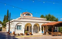 Μητρόπολη Kition στη Λάρνακα στοκ εικόνες με δικαίωμα ελεύθερης χρήσης