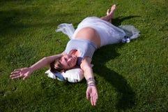 μητρότητα Στοκ φωτογραφίες με δικαίωμα ελεύθερης χρήσης