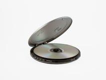 μηχάνημα αναπαραγωγής CD Στοκ Φωτογραφία