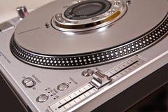 μηχάνημα αναπαραγωγής CD Στοκ Εικόνες