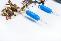 Μηχανές δερματοστιξιών στοκ εικόνα με δικαίωμα ελεύθερης χρήσης