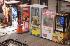 Μηχανές παιχνιδιών Στοκ εικόνα με δικαίωμα ελεύθερης χρήσης
