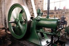 Μηχανή αερίου Tangye 1905 Στοκ εικόνες με δικαίωμα ελεύθερης χρήσης