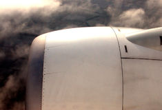 μηχανή αεροπλάνων στοκ φωτογραφία με δικαίωμα ελεύθερης χρήσης