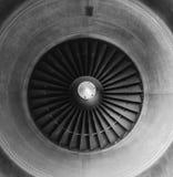 μηχανή αεροσκαφών Στοκ φωτογραφίες με δικαίωμα ελεύθερης χρήσης