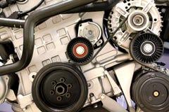 μηχανή αυτοκινήτων Στοκ εικόνες με δικαίωμα ελεύθερης χρήσης