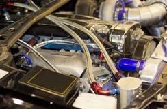 Μηχανή αυτοκινήτων στοκ εικόνες