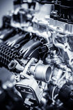 Μηχανή αυτοκινήτων Στοκ Εικόνα