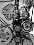 μηχανή αυτοκινήτων Στοκ φωτογραφίες με δικαίωμα ελεύθερης χρήσης