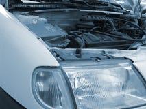 μηχανή αυτοκινήτων στοκ φωτογραφία με δικαίωμα ελεύθερης χρήσης