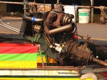 Μηχανή βαρκών Longtail Στοκ φωτογραφία με δικαίωμα ελεύθερης χρήσης