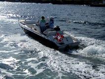 μηχανή βαρκών oslofjord Στοκ φωτογραφίες με δικαίωμα ελεύθερης χρήσης