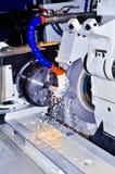 μηχανή βιομηχανίας Στοκ Εικόνα