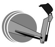 μηχανή βραχιόνων ελεύθερη απεικόνιση δικαιώματος