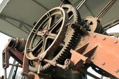 μηχανή γερανών Στοκ φωτογραφίες με δικαίωμα ελεύθερης χρήσης