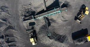 Μηχανή για τη μηχανική ταξινόμηση των μαζικών υλικών στα μέρη Βουίξτε χρησιμοποιημένος για να διασκορπίσει τα υλικά όπως ο άνθρακ φιλμ μικρού μήκους