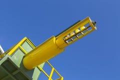 Μηχανή εργοστασίων Cofee Στοκ εικόνες με δικαίωμα ελεύθερης χρήσης