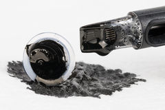 Μηχανή δερματοστιξιών (πυροβόλο όπλο) Στοκ Φωτογραφίες