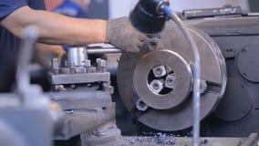 Μηχανή και προϊστάμενος αυτοκινήτων άλεσης μηχανικών τεχνολογίας φιλμ μικρού μήκους