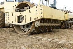 μηχανή κατασκευής Στοκ Φωτογραφία