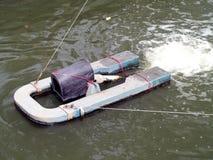 Μηχανή κατεργασίας ύδατος Στοκ Φωτογραφίες