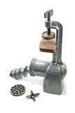 Μηχανή κοπής κιμά Στοκ εικόνα με δικαίωμα ελεύθερης χρήσης