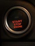 μηχανή κουμπιών Στοκ φωτογραφία με δικαίωμα ελεύθερης χρήσης