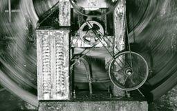 μηχανή κύκλων Στοκ Εικόνες