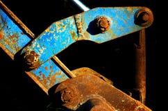 μηχανή λεπτομέρειας παλα& Στοκ Εικόνα