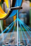 μηχανή λεπτομέρειας πλεξί& Στοκ εικόνα με δικαίωμα ελεύθερης χρήσης